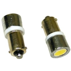 Aerzetix - Set di 2 lampadine lampada per luci di...