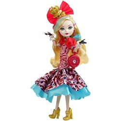 Ever After High CJF42 - Apple White Verso Il...