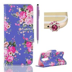 Cover per LG K7 K8 Custodia in Pelle PU Morbida...