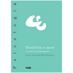 Disabilità e sport. Contributi multidisciplinari