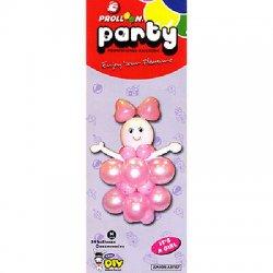 Mini Girl Balloon Kit by Will Roya - Giochi di...
