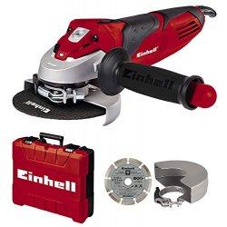 Einhell 4430885 Te-AG 125/750 Kit Smerigliatrice...