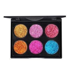 Frcolor Palette per ombretti 6 colori Palette per...