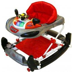 Bebe Style Deluxe 2 IN 1 F1 Racing Car Baby...