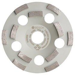 Bosch - Mola a tazza diamantata per cemento, 125...