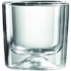 Guzzini 22300000 Set 2 Bicchierini a Doppia Parete