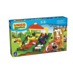 COSTRUZIONE Unico Fattoria-Mini Farm 31pz 8530
