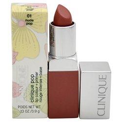 Clinique Rossetto, Pop Lip Color, 3.9 gr, 01-Nude...