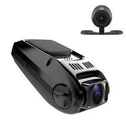 APEMAN Dash Cam 1080P Telecamera Nascosto Auto...