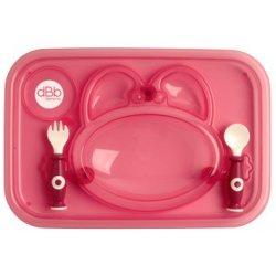 dBb Remond 217508 - Piatto, cucchiaio e forchetta...