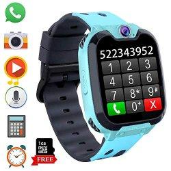 Smartwatch Telefono per Bambini, Orologio...