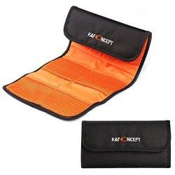 K&F Concept 6 Lente Filtro Accessorio 6 custodia...