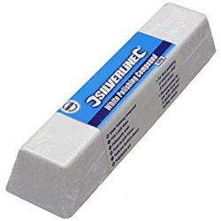 Silverline 107874 Bianco lucidante, 500g
