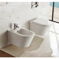 Sanitari WC e Bidet a terra o sospeso in ceramica...