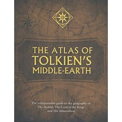 The atlas of Tolkiens middle