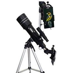 Orbinar Viaggio Telescopio Cannocchiale 400-70...