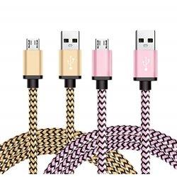Micro USB Cavo, BeneStellar [2 Pack] Premium...