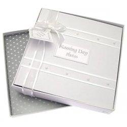 White Cotton Cards - Album fotografico per...