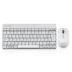 Perixx PERIDUO-712, Tastiera e Mouse Wireless -...
