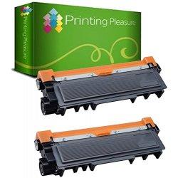 Printing Pleasure TN2320 Kit 2 Toner Compatibili...