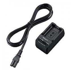 Sony BC-TRW Caricabatterie, Nero