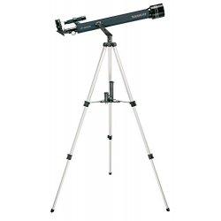 Tasco, Telescopio 402X60MM Novice Refractor, Nero...