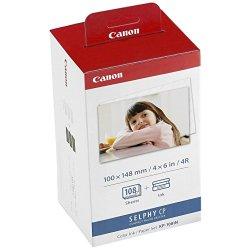 Canon KP-108IN Carta fotografica (108 fogli 10x15...