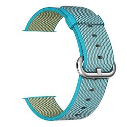 Cinturino Smart Watch, ZRO Premium Nylon Woven...