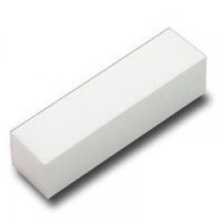 Mattoncino Buffer Bianco lucidante