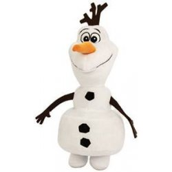 Peluche GIGANTE 65cm OLAF Pupazzo di Neve FROZEN...