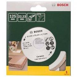 Bosch 2607019473 Disco Diamantato Piastrelle, 125...