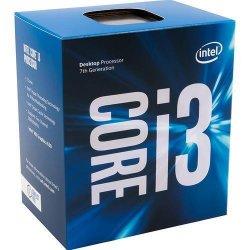 CPU PROCESSORE INTEL CORE I3 7100 BOX 3.9GHZ...