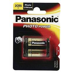 Panasonic 2CR5 Micropila al Litio per Fotocamera,...