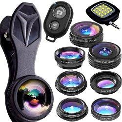 Lenti Smartphone E Iphone Di Lens Of Horus - Kit...