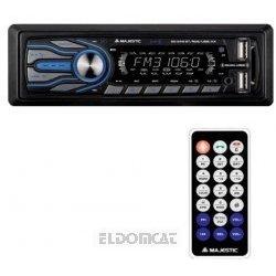 Majestic SD 249 BT RDS USB AX - Autoradio...