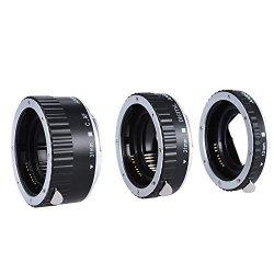 Andoer Tubo di prolunga automatico per Canon EOS...
