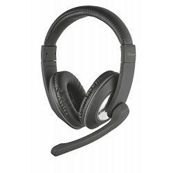 Trust Reno Cuffie Over-Ear con Controllo Volume...