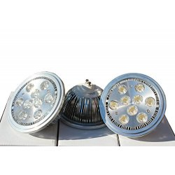 Confezione da 3 x Speciale LED luce AR111 GU10...