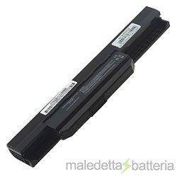 Batteria HQ 5200mAh 10,8V per portatile Asus A43...