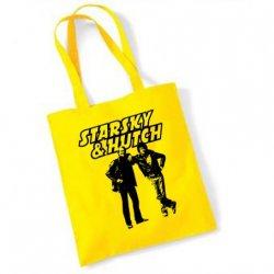 Starsky & Hutch che presentano Tote Bag Giallo...