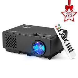 Aidodo Proiettore Full HD Videoproiettore 1800...