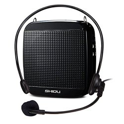 Amplificatore vocale SHIDU SD-S512 (18W) con...