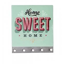 Wenko 50401100 Home Sweet Home Attaccapanni,...