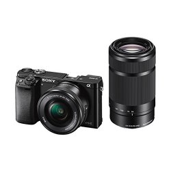 Sony Alpha 6000Y Fotocamera Digitale Compatta,...