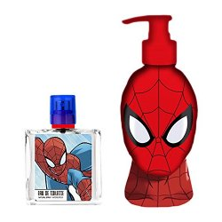 Spiderman Gift Eau de Toilette e Gel Doccia - 1...