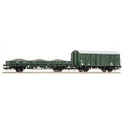 Rivarossi HR6277 Modellino ferroviario, Treno a 2...