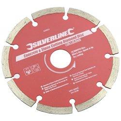 Silverline 633624, Lama da taglio diamantata per...