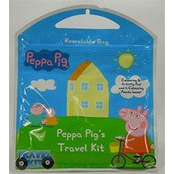 Peppa Pig Kit da Viaggio (pad per colorare e...