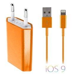 Set 2in1 con cavi USB per ricarica e...