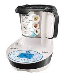 Imetec Cooking Machine CUKO, robot multifunzione